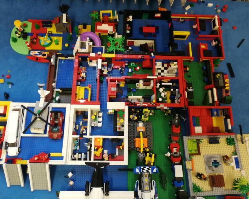 Legobauten